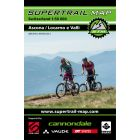 Supertrail Map Ascona/Locarno e Valli