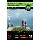 Supertrail Map Jura/Biel-Bienne