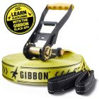 Gibbon Slackline ClassicLine XL Tree Pro Set 25 m