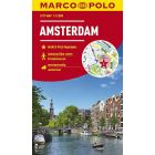 Stadtplan Amsterdam 1:15 000 / Marco Polo City Map