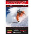 Freeride Map Andermatt