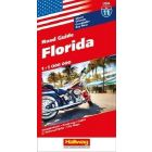 Strassenkarte Florida 1:1 Mio. Road Guide USA 11 / Hallwag