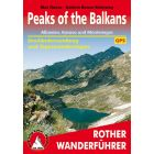Wanderführer Peaks of the Balkans / Rother