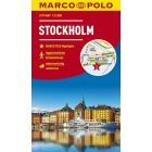 Stadtplan Stockholm 1:12 000 / Marco Polo City Map