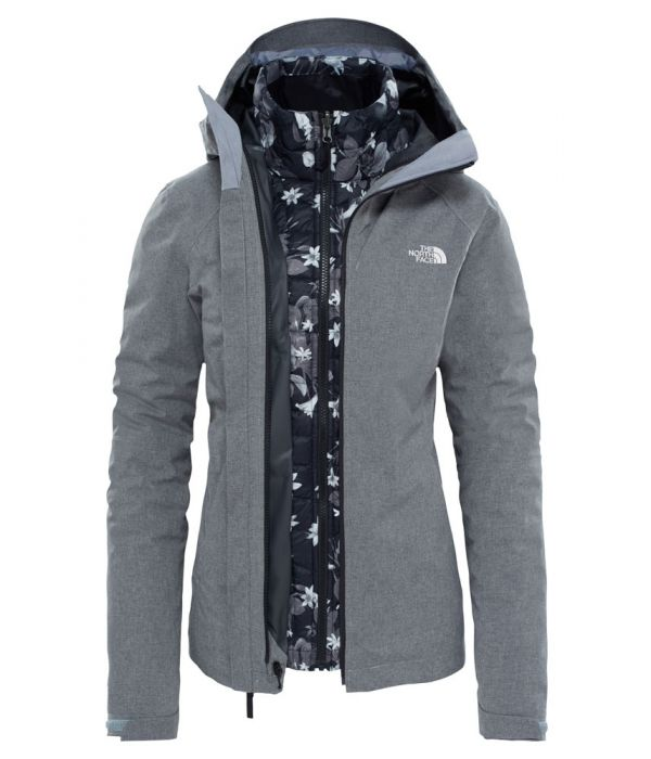 Volumen groß reduzierter Preis neue Version Kombi-Jacke The North Face Thermoball Triclimate Lady