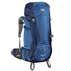 Der Rucksack wurde von Deuter in Zusammenarbeit mit hajk entwickelt und spezifisch auf die Bedürfnisse von Jugendlichen und Kindern im Pfadi-Lager ausgerichtet.